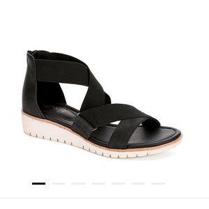 ⚡️Women's EuroSoft Clarissa Sandals Black Size 6.5
